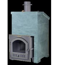 Wood-burning sauna stove - Gefest Grom 50 (P) Prezidentas 1200/60