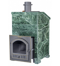 Wood-burning sauna stove - Gefest Grom 50 (P) Prezidentas 1180/50