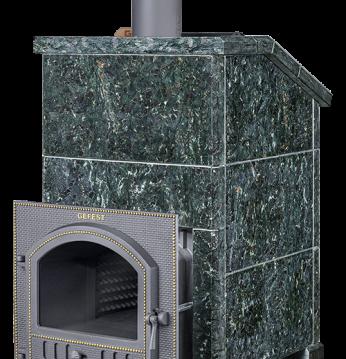 Wood-burning sauna stov..