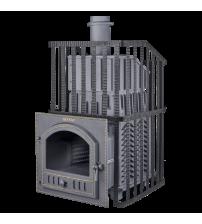 Poêle de sauna à bois - Gefest Grom Uragan 50 (P)