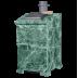 Stufa per sauna a legna - Gefest Groza 24 (M) President Serpentine