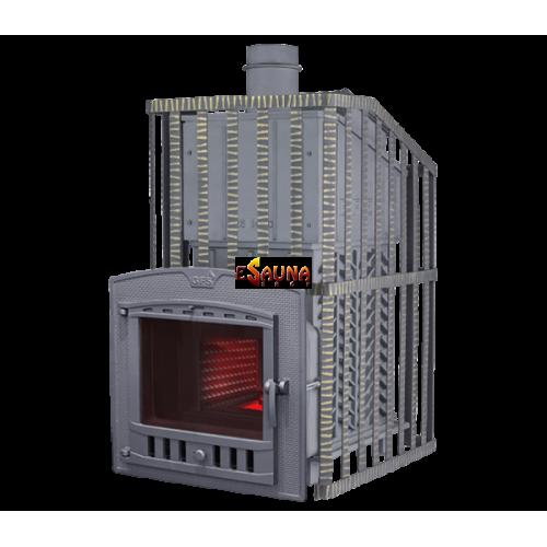 Wood-burning sauna stove - Gefest GFS ZK Uragan 25 (P2)