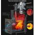 Банная печь на дровах - Gefest Groza Uragan 24 (M)