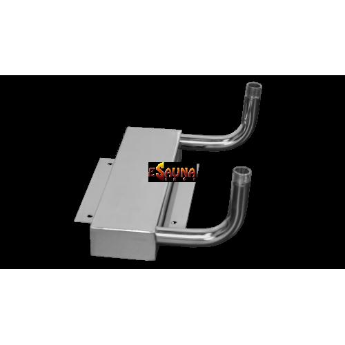 Built-in heat exchanger Gefest Grom 30