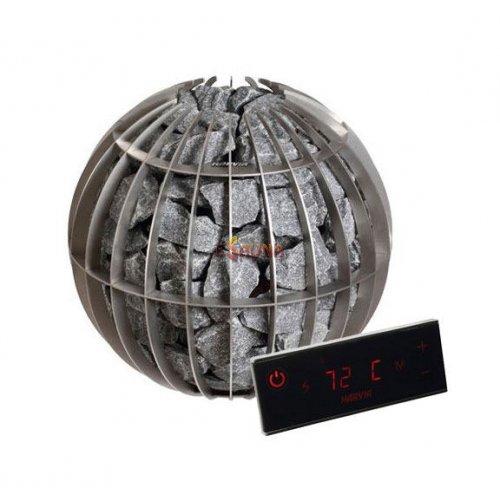 Elektrinė pirties krosnelė - Harvia Globe su valdymo pultu
