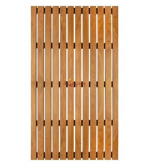 Reinforced floor grate, Thermo aspen