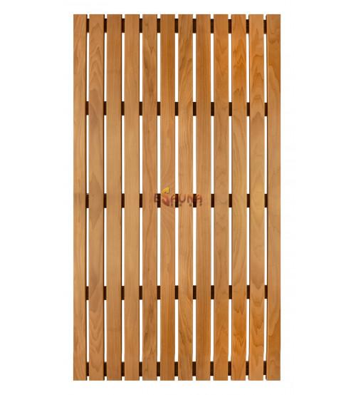 Vystužený podlahový rošt, Thermo osika