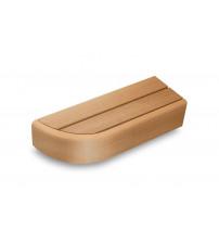 Element de bancă de capăt pentru bănci modulare de saună, Arin