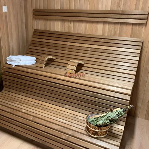 Модульная кровать для сауны LuxLava HARMONY