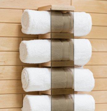 Towel holder, alder..