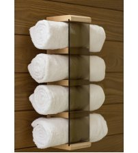 Towel holder, thermo aspen