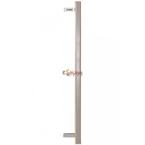 Harvia door handle, pine/heat-treated aspen