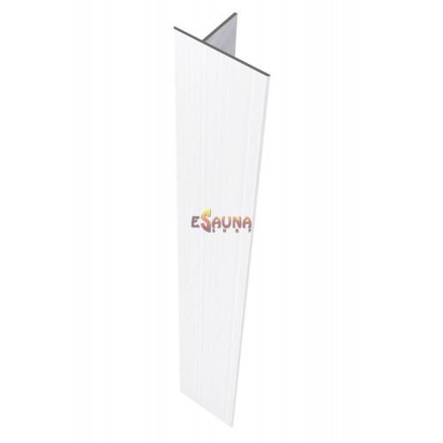 Harvia aliuminis durų apdailos komplektas 7x19, baltas