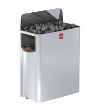 Harvia The Wall SW90 9,0 kW med kontrolpanel