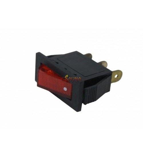 Harvia manual external on/off sauna switch