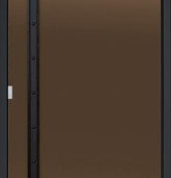 Sklenené saunové dvere ..