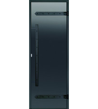 Sauna-døre i glas Harvia Legend 9x21