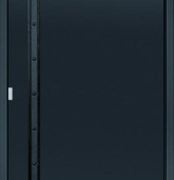 Szklane drzwi do sauny ..
