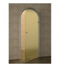Uși pentru baie de aburi Harvia Cupola