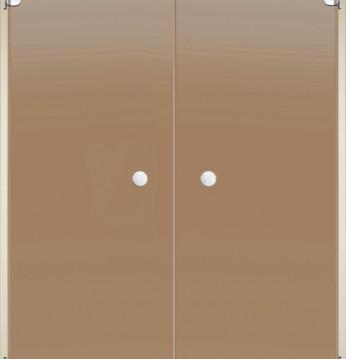 Puertas de sauna de dob..