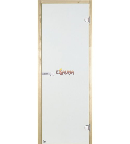 Steklena vrata za savno Harvia