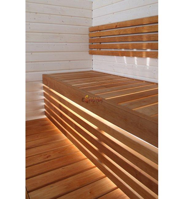 harvia formula bench kit. Black Bedroom Furniture Sets. Home Design Ideas