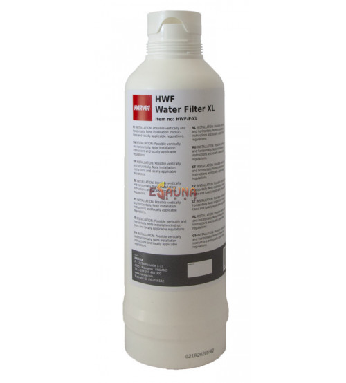 Harvia waterfilterpatroon XL