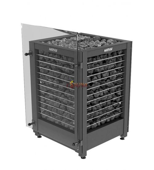 Verre de protection pour le chauffage Modulo HMD3