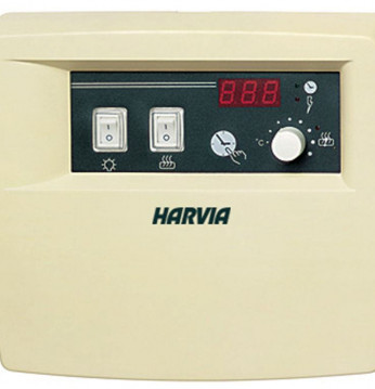 Harvia C90 control unit..
