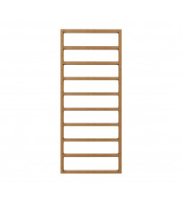 Дървена рамка Harvia за въглеродни инфрачервени отоплителни елементи