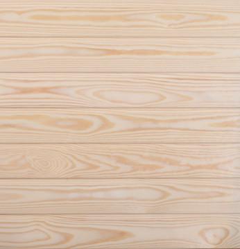 Panel de madera de pino..