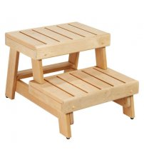 HARVIA Footstool, 2-step