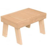 Деревянная скамейкa для сауны HARVIA
