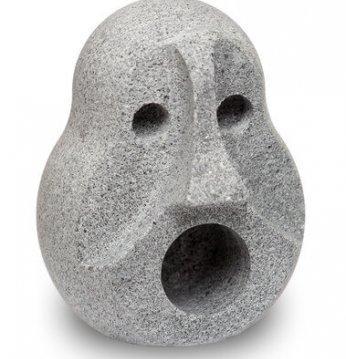 Kamenná miska na zápach..