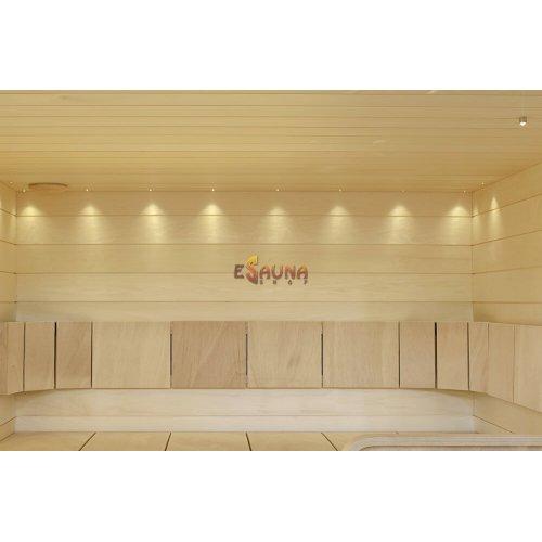 Šviesolaidinė apšvietimo sistema saunoms Harvia Fiber 3