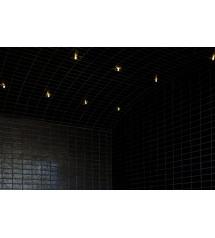 Lysende fiberoptiske lys til damprum Harvia Fiber 10