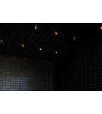 Šviesolaidinė apšvietimo sistema garinėms Harvia Fiber 6