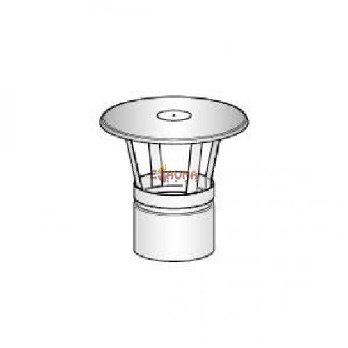 Catcher 0,5mm in Woodburning heaters on Esaunashop.com online sauna store