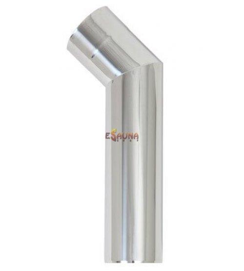 Smoke pipe 45°