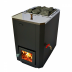 Safety wall for woodburning stove Helo R 20 ES in Woodburning heaters on Esaunashop.com online sauna store