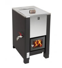 Helo wood-burning water heater Karhu, 60 l