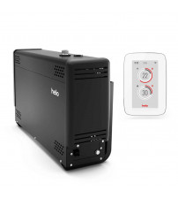 Helo dampgenerator Pro Premium