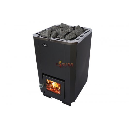 Helo R20 in Woodburning heaters on Esaunashop.com online sauna store