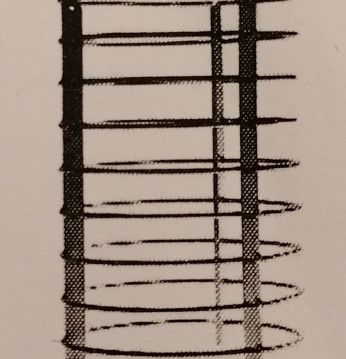 Cage en pierre Huum..