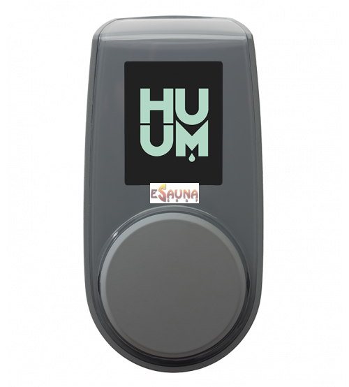 Szary panel wyświetlacza Huum UKU do kontrolera