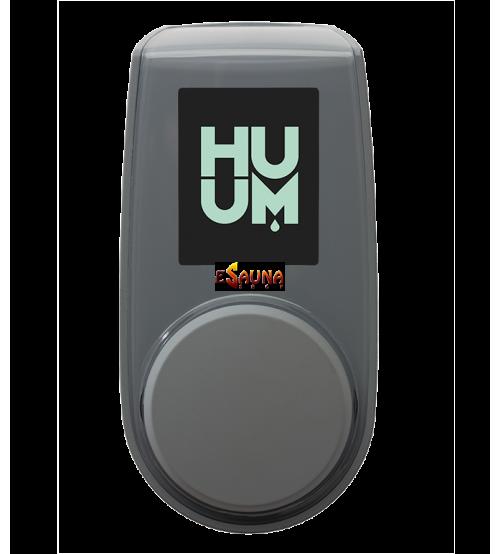 Panel de visualización gris Huum UKU para controlador