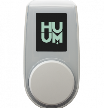 Huum UKU hvidt displayp..