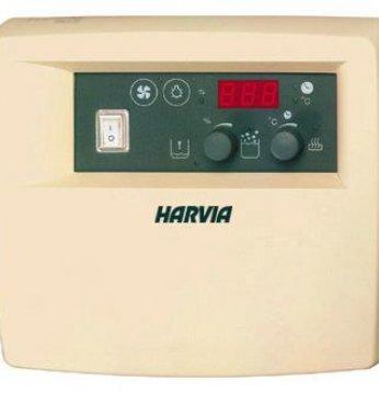 Harvia C105S Logix..