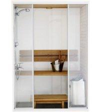 Cabina de sauna Harvia Capella Dual