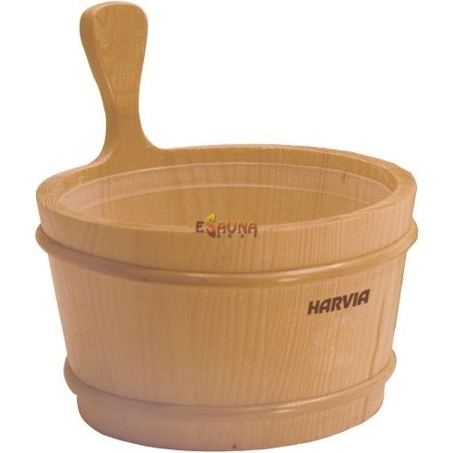 Harvia wooden pail